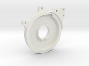 Spitfire Throttle Quadrant Control plate,Rotol in White Natural Versatile Plastic