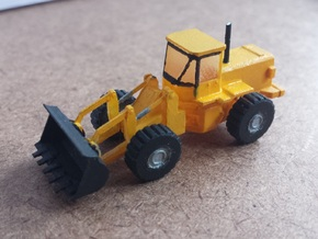 Caterpillar T530 N Scale in Smooth Fine Detail Plastic