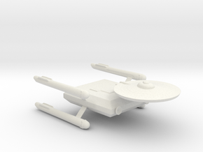 USS Legion in White Natural Versatile Plastic