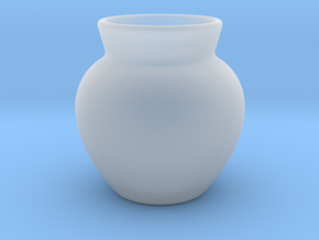 Vase Hollow Form 2016-0002 various scales in Smooth Fine Detail Plastic: 1:24