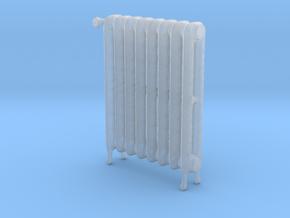 1:12 Decorative Radiator in Smooth Fine Detail Plastic