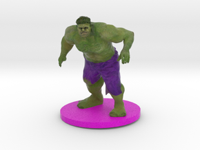 Hulk in Full Color Sandstone