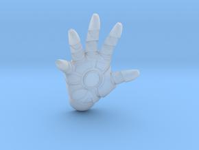 Iron Man / War Machine Figurine Right Hand in Smoothest Fine Detail Plastic