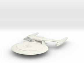 Macon Class VII HvyCruiser in White Strong & Flexible