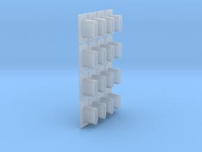 Paducah Rebuild Smokestack (N/HO) in Smooth Fine Detail Plastic: 1:87 - HO