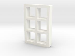 Cherry MX 6 Switch Tester in White Processed Versatile Plastic