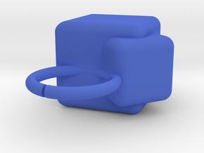 Fortuna21D in Blue Processed Versatile Plastic