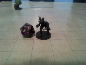Dragonclaw Cultist in White Strong & Flexible