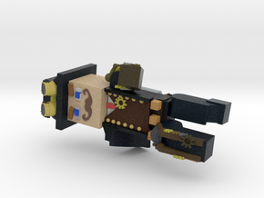 Multi Color Steampunk Minecraft in Full Color Sandstone