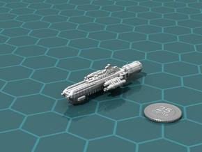 Jovian Callisto class Heavy Carrier in White Natural Versatile Plastic