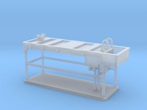 Autopsy Table 01. O scale (1:48) in Smooth Fine Detail Plastic