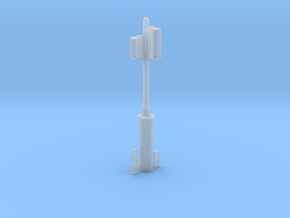 H0 1:87 Ampel/Trafficlight FGR beleuchtbar in Smooth Fine Detail Plastic