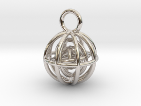 Charm: Spheres within Sheres in Platinum