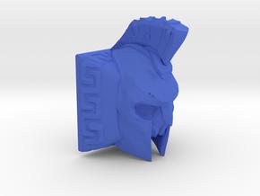 Spartan Ghost Keycap (Topre DSA) in Blue Processed Versatile Plastic