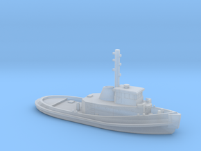 1/700 Scale Vietnam YTB Tug in Smooth Fine Detail Plastic