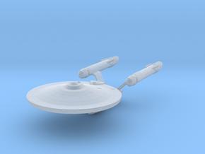 KittyHawk Class Cruiser in Smooth Fine Detail Plastic