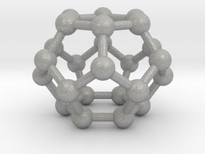 0002 Fullerene c24 d6d in Aluminum