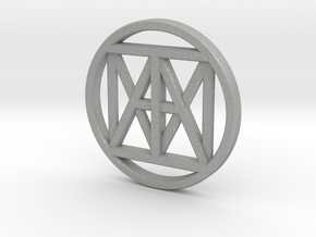United I AM 30mm Coin in Aluminum