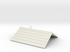 NPE03b Signal Box in White Natural Versatile Plastic