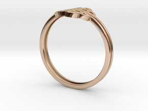 Celtic1 in 14k Rose Gold