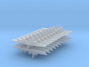 JMSDF Destroyer Pack 1, 1/6000 in Smooth Fine Detail Plastic