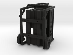 Generator 1/10th scale in Black Natural Versatile Plastic