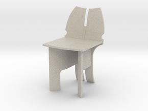 AV Chair in Natural Sandstone