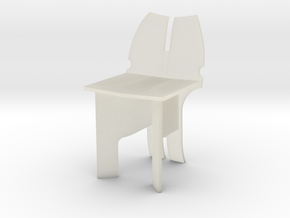 AV Chair in Transparent Acrylic