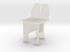 AV Chair in Transparent Acrylic