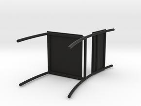 Chair in Black Strong & Flexible