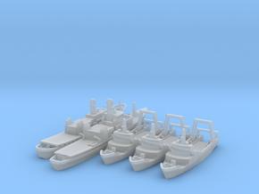Cod War Set 2 1:700/600 in Smooth Fine Detail Plastic: 1:700