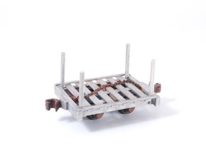 009 or HOn30 sugar cane truck in Smooth Fine Detail Plastic