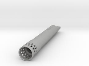 MGS5 Phantom Cigar in Raw Aluminum