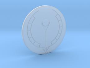 Gar Chestplate in Smooth Fine Detail Plastic