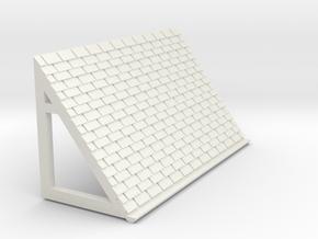 Z-152-lr-comp-l2r-level-roof-nc-bj in White Natural Versatile Plastic