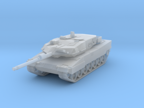 Leopard 2a7 Scale 1:200 in Frosted Ultra Detail