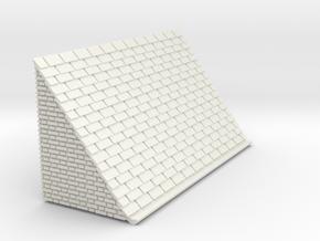 Z-152-lr-comp-l2r-level-roof-nc-rj in White Natural Versatile Plastic
