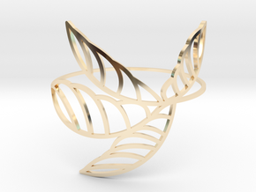 Palm_I in 14K Yellow Gold