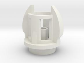 EN2205 -TOP- in White Natural Versatile Plastic