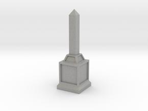 Obelisk of Victory in Aluminum