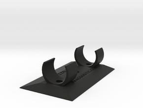Boundary Layer Mic Mount 22mm in Black Natural Versatile Plastic