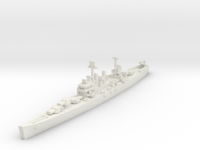 Brooklyn class cruiser 1/2400 in White Natural Versatile Plastic