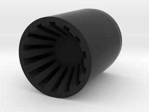 Korbanth Side Plugs in Black Strong & Flexible