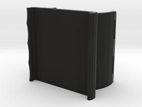 6 Edge Plus Cuff in Black Natural Versatile Plastic