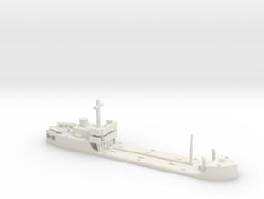 1/600 Vietnam Era Y-Tanker in White Natural Versatile Plastic