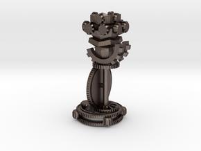 ChessSetGen2Rook in Stainless Steel