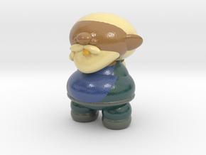 R3v3rs3 Dwarf in Glossy Full Color Sandstone