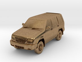 1:160 Isuzu Trooper in Natural Brass