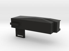 M4 Battery Box in Black Natural Versatile Plastic