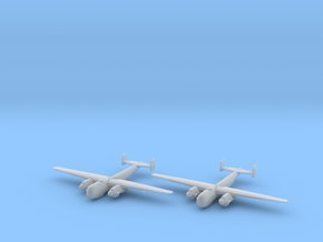Dornier Do 217 M-11 x2 1:200 FUD in Smooth Fine Detail Plastic